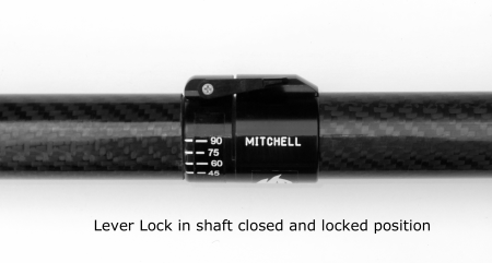 Lever Lock Connector